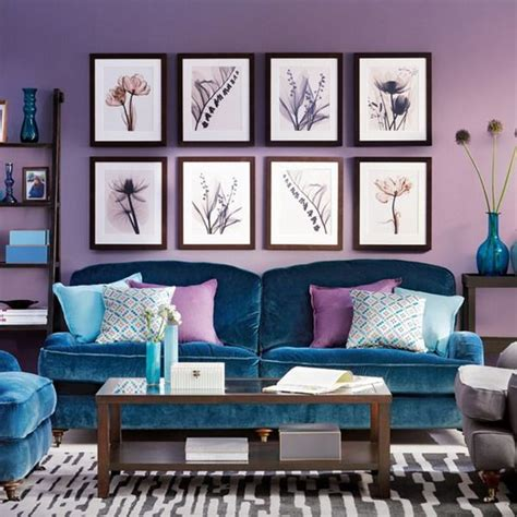 Purple Grey And Turquoise Living Room by 25 Best Ideas About Blue Purple Bedroom On