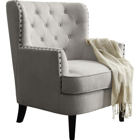 instant home chrisanna wingback club chair reviews wayfair