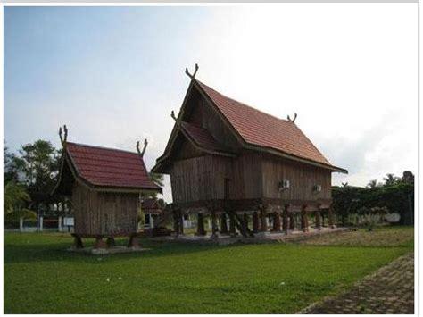 rumah panggung architecture vernacular architecture