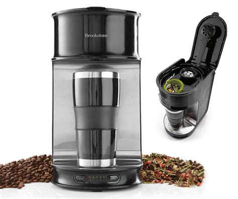 beans  leaves single cup coffee  tea maker