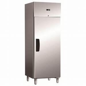 Frigo 1 Porte Gris : armoire frigo positive 1 porte int rieur en aluminium 600 l ~ Melissatoandfro.com Idées de Décoration