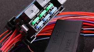 Maxxecu Relay    Fuse Box