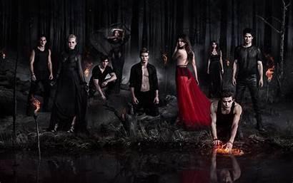 Diaries Vampire Wallpapers Fanpop