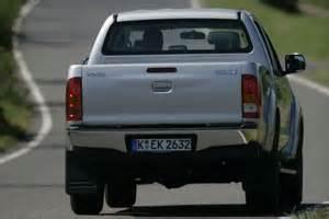 siege toyota hilux toyota hilux 2006 testbericht autosieger de