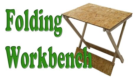 folding table woodworking project youtube