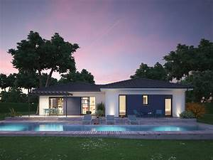maison villa hortense couleur villas 120330 euros With couleur facade maison contemporaine 0 maison contemporaine dompierre sur mer