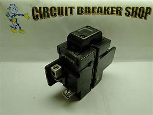 50 Amp Pushmatic Bull Dog Circuit Breaker 240v