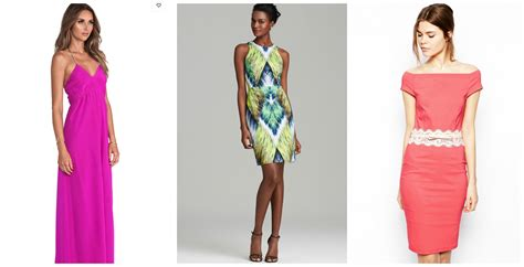 dresses for guests at a wedding wedding guest guide 6 dresses for any summer