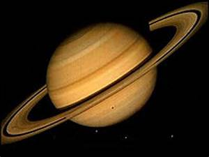 Salty Sea May Lurk Under Saturn Moon : NPR