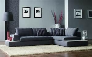 Helle Möbel Welche Wandfarbe : wohnzimmer grau in 55 beispielen erfahren wie das geht ~ Bigdaddyawards.com Haus und Dekorationen