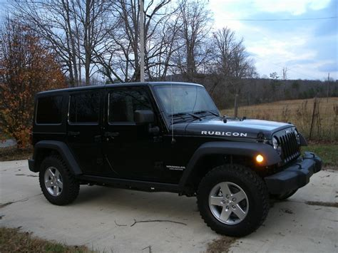 Jeep Wrangler Rubicon 2011 For Sale By Owner In