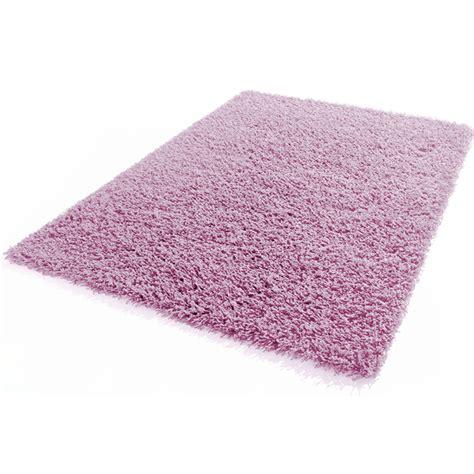 tapis 224 longues m 232 ches 160 x 230 cm shaggy parme frais
