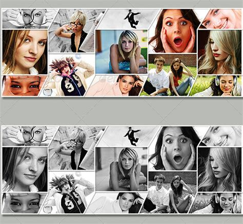 collage template psd 35 photo collage templates free psd vector eps ai indesign format free