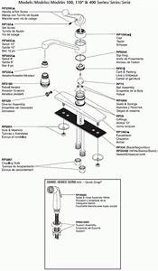 Delta Kitchen Faucet Parts List