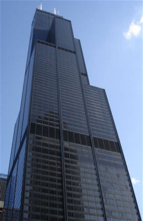 homes  willis tower chicago metro area real estate