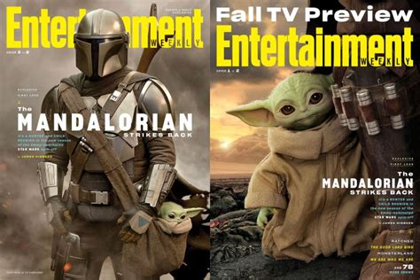 Baby Yoda Is A Star In First Look At 'The Mandalorian ...