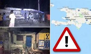 Haiti Earthquake  Is It Safe To Travel After Quake Kills