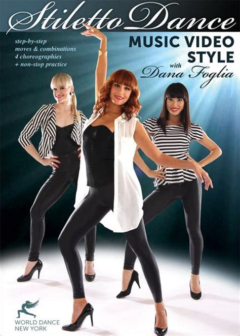 stiletto dance  video style dvd instant video