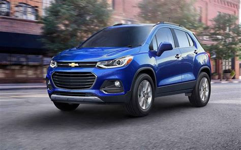 Review Chevrolet Trax by Chevrolet Trax 2017 Chevrolet Trax Test Drive Review