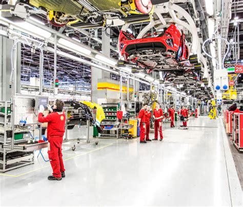 ferrari factory ferrari s factory in maranello italy an inside look