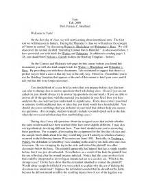 Legal Case Brief Template Examples
