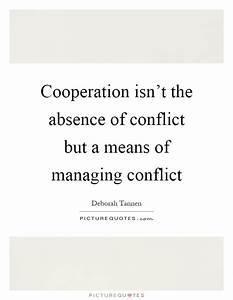 Cooperation Quo... International Cooperation Quotes