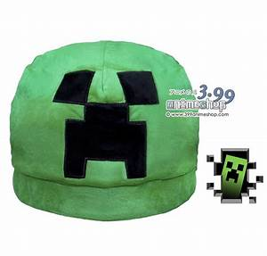 Minecraft Creeper Mascot Cap For Sale