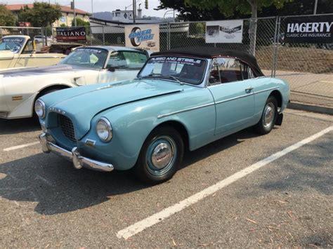 1957 Volvo P1900 Values