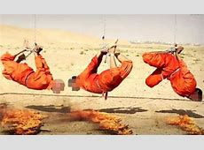 Islamic State Jihadi group releases footage of four