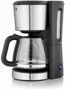Wmf Mini Kaffeemaschine : wmf kaffeemaschine bueno mit glaskanne schwarz otto ~ Orissabook.com Haus und Dekorationen