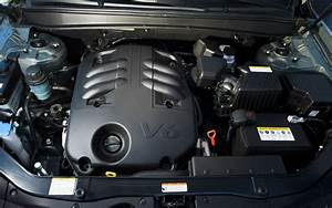 2009 Hyundai Santa Fe Engine Bay 87624 Photo 25