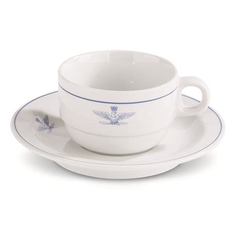 We are a new startup and will be specializing in providing drinkware personalized for veterans and active duty military. Italian Military Surplus Coffee Cup Saucer Sets, 4 Pack, New - 665675, Mess Kits & Cooking at ...