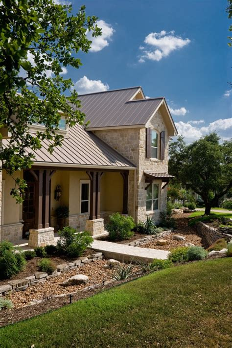 texas hill country classic authentic custom homes
