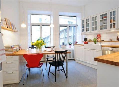 cuisine scandinave design la cuisine scandinave dans toute sa splendeur