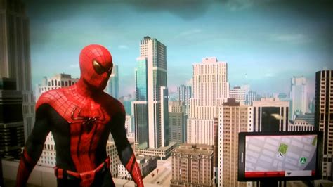 amazing spider man gameplay ps german hd youtube