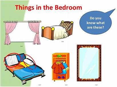 Rooms Clipart Rpp Vii Smp Sem Bedroom