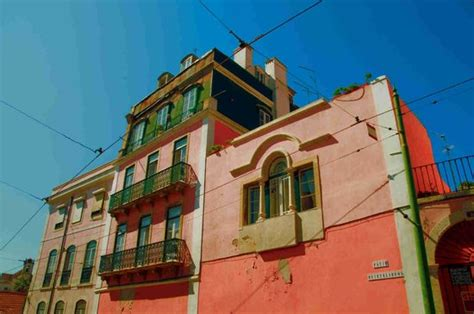 petit dej picture of alfama patio hostel lisbon