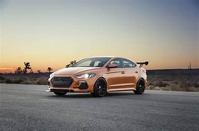 Hyundai Elantra Sport Wallpapers Sema Btr Edition