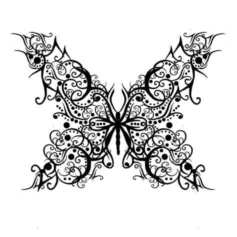 butterflies tattoo hd wallpapers