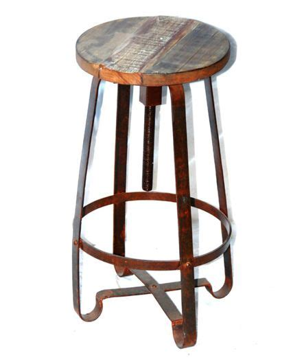 wood and iron bar reclaimed wood and iron bar stool sofa for dc