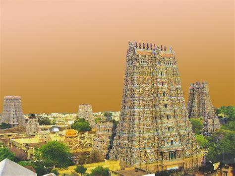 meenakshi temple wallpaper  images picture