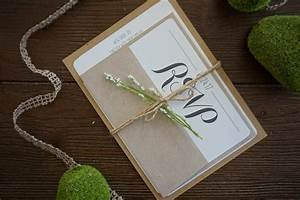 wedding spotlight boho chic invitations by signature With wedding invitations the paper store
