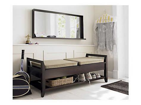 Entrance Bench by Accessories Entryway Bench With Storage Interior