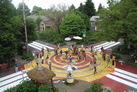 organic community urban design portland oregon