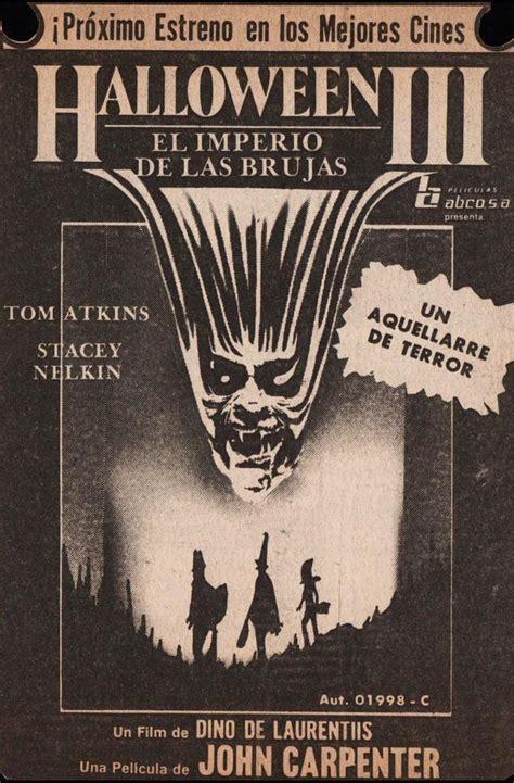The Horrors of Halloween: HALLOWEEN III: SEASON OF THE ...