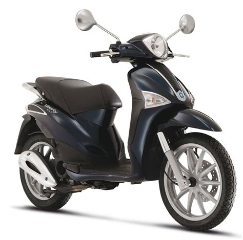 Piaggio Liberty Image by Piaggio Liberty Review And Photos