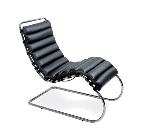 chaise mies der rohe malik gallery collection mies der rohe mr chaise lounge