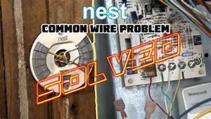 Thermostat Common Wire