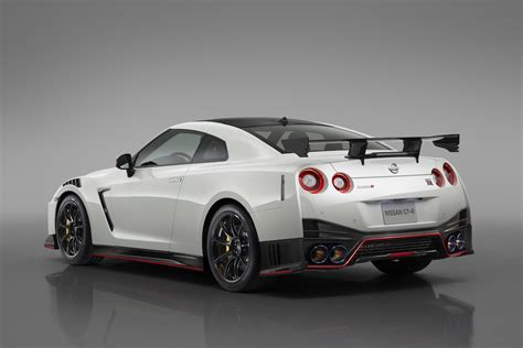 news nissan releases  anniversary gt   upgrades