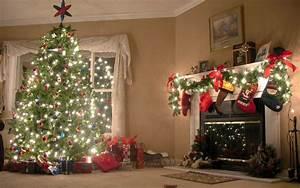 12 Christmas Fireplace Photos, Ideas